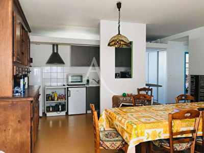 VISITE VIRTUELLE disponible ! RABASTENS Appartement T3 RDC