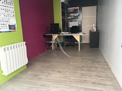 Local commercial  18 m2 plein centre de Gaillac